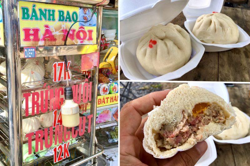 Bánh Bao- Vietnamese Steamed Pork Bun