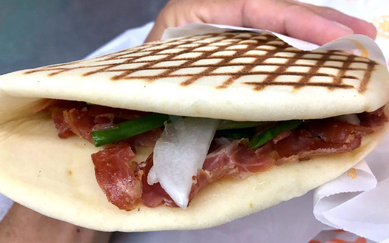 """Bánh Mì Kẹp Thịt Kebab - Vietnamese Dough """"Kebab"""""""