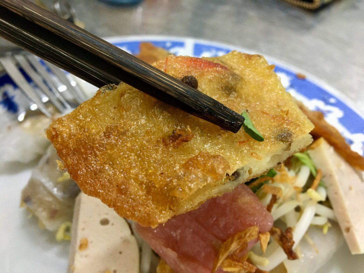 Banh Tom - Crisp Shrimp Pastry
