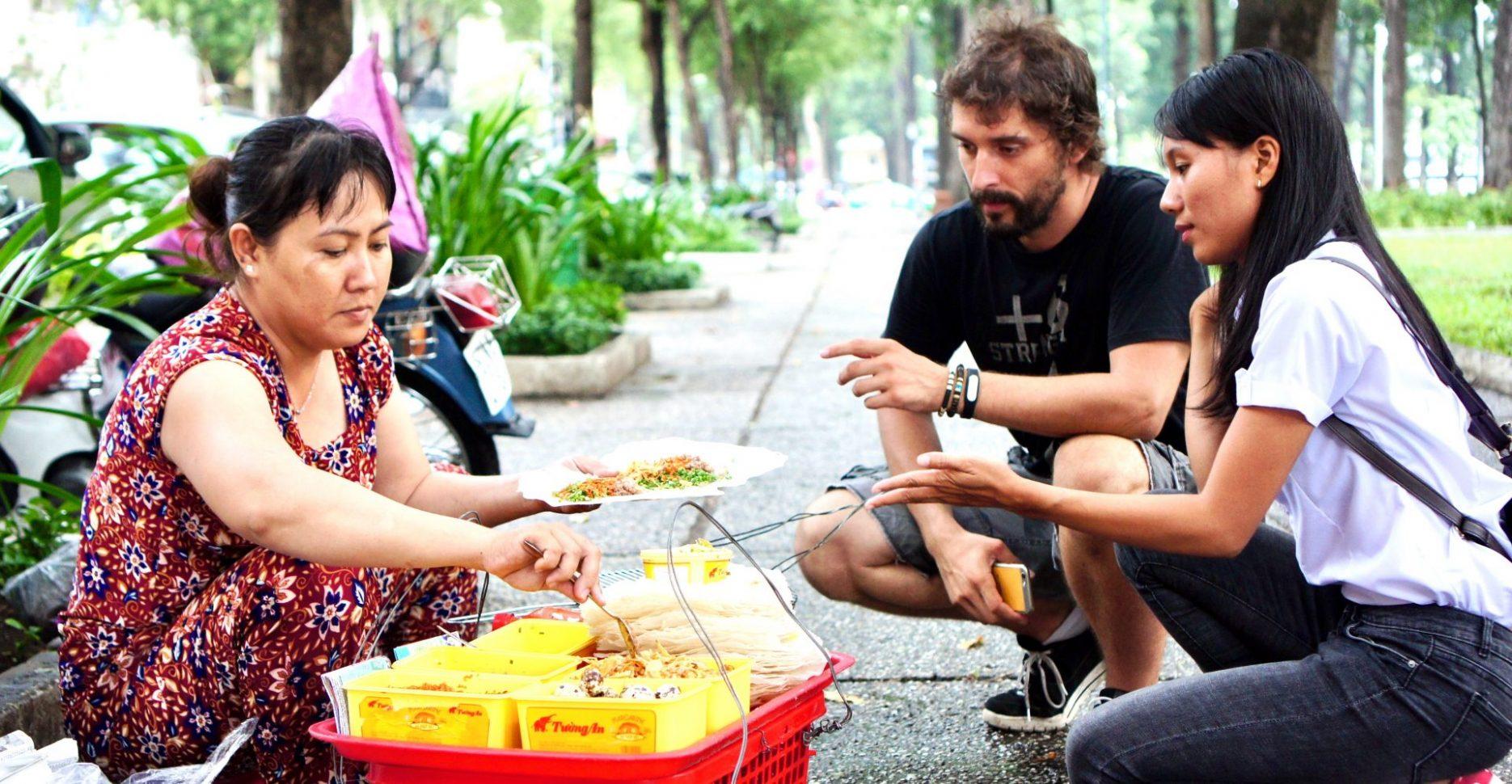 Delicious Vietnam - Martin Tutko