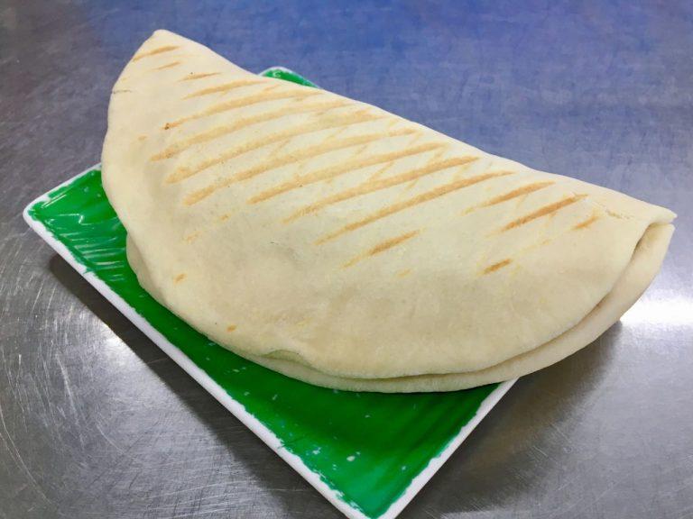 "Hybridized Vietnamese dough ""kebab"" - bánh mì tươi"