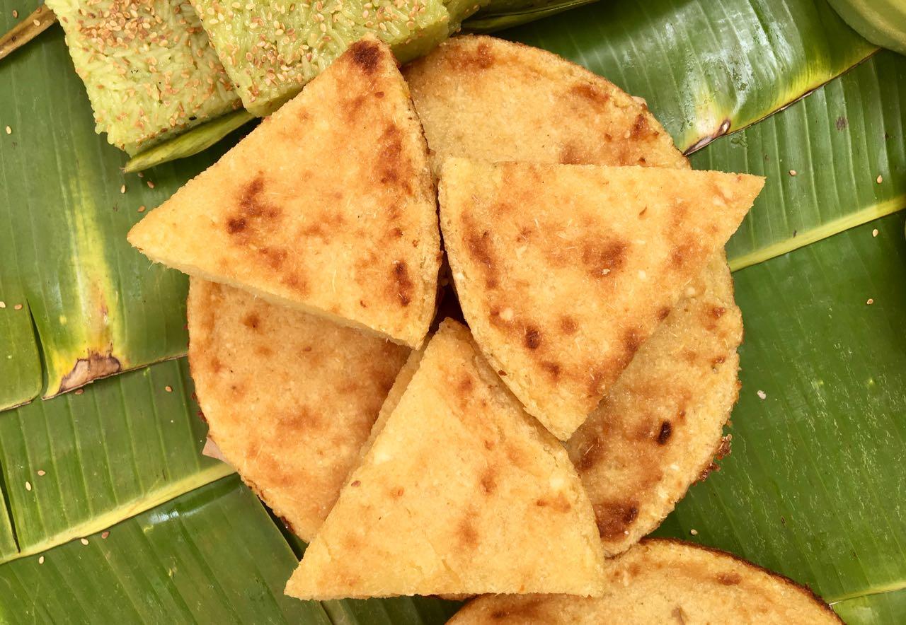Bánh khoai mì - Vietnamese cassava cake