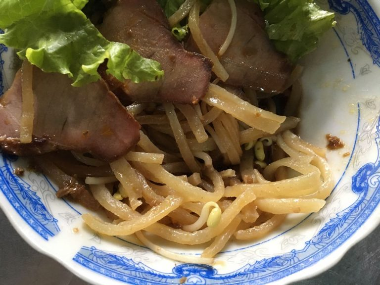 Cao Lầu - the culinary secret from Hội An - Delicious Vietnam