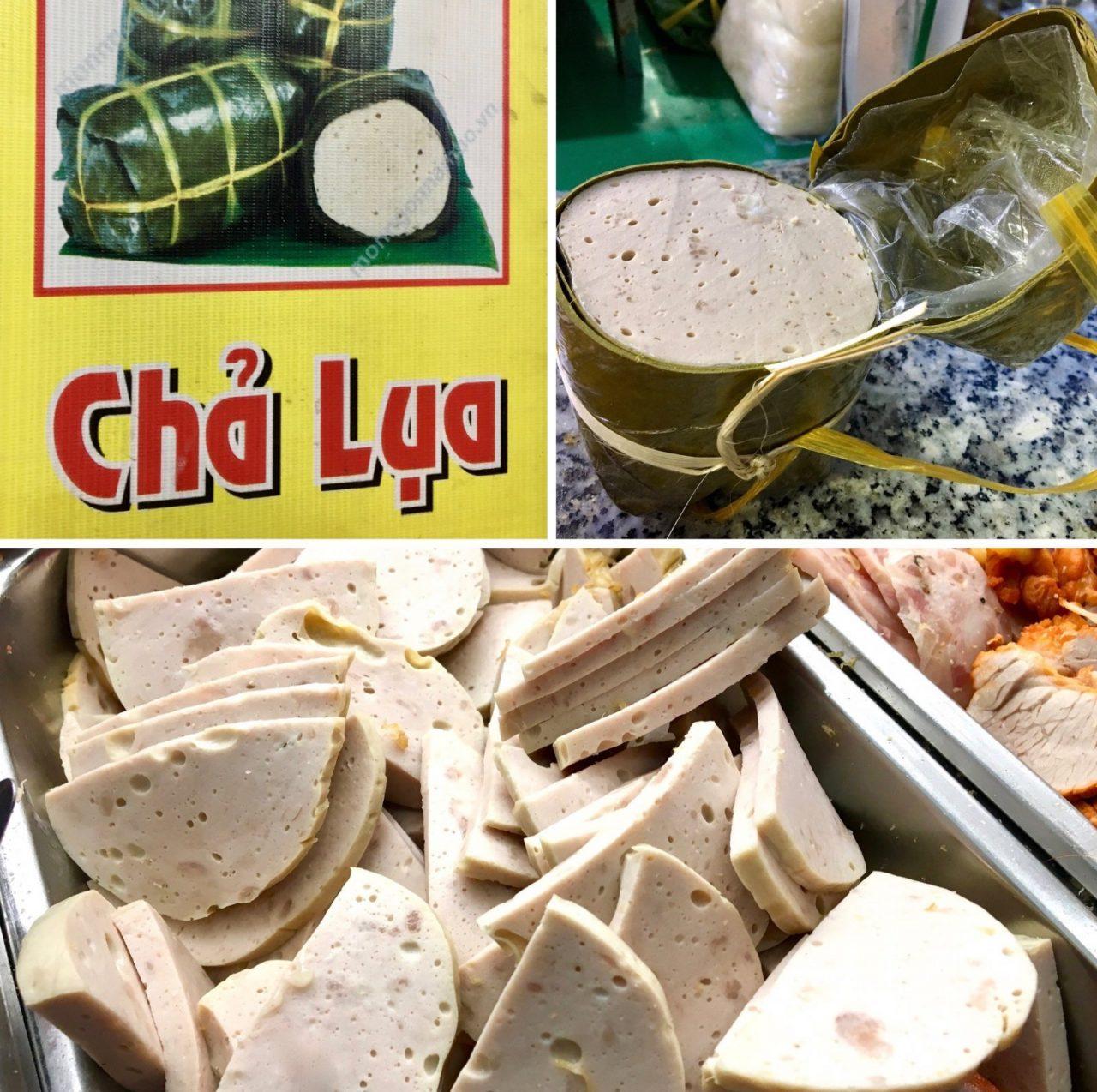 Cha Lua - Vietnamese Pork Sausage