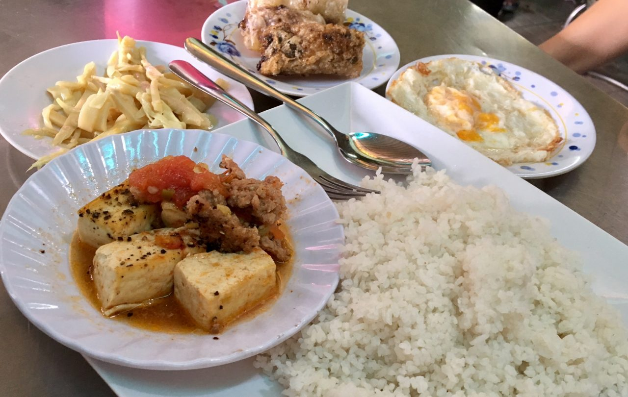 Cơm Tấm - the staple dish of Vietnamese working class