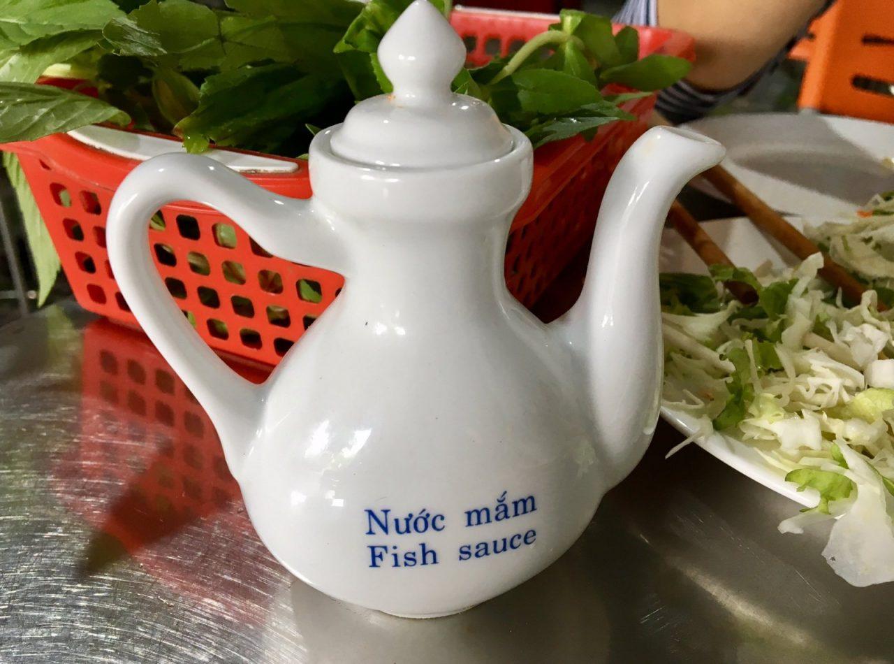 Nước mắm - Fish Sauce