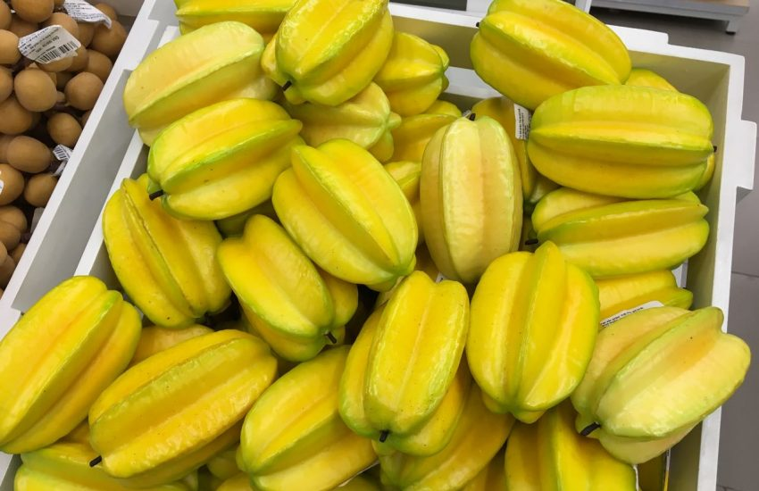 Khế - Star Fruit