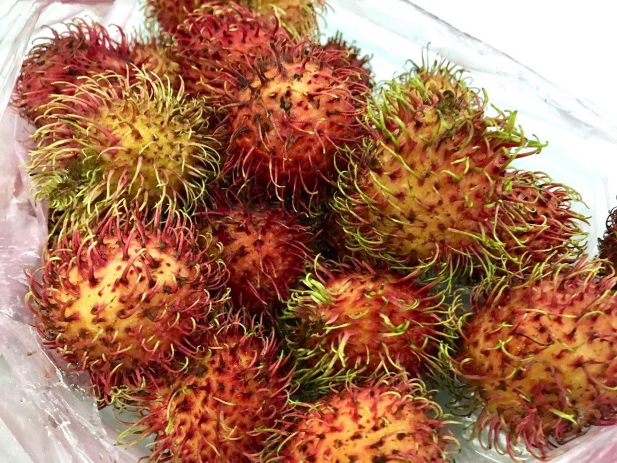 Rambutan - chôm chôm