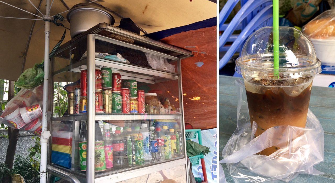 Cà phê sữa đá - Vietnamese Iced Coffee with Sweetened Condensed Milk
